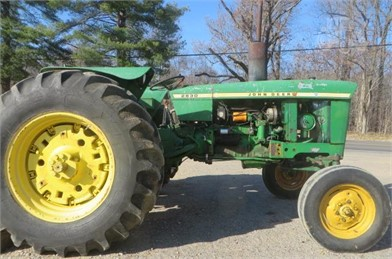 40 HP To 99 HP Tractors Auction Results In USA - 8576