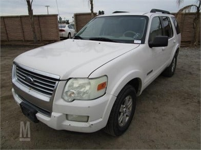 2008 Ford Explorer Xlt Suv Other Auction Results - 1