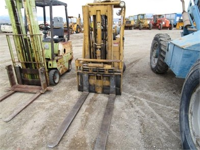 CATERPILLAR T30B WAREHOUSE FORKLIFT Other Auction Results - 1