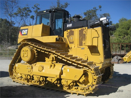 2013 Caterpillar D10T Heavy Machinery for Sale