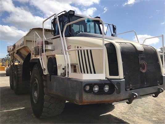 2011 Terex TA400 - Heavy Machinery for Sale