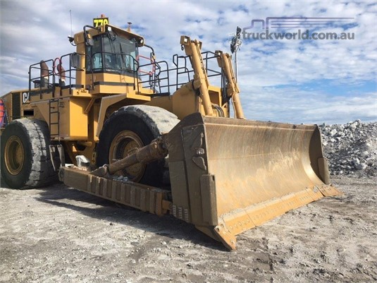 0 Caterpillar 854G Heavy Machinery for Sale