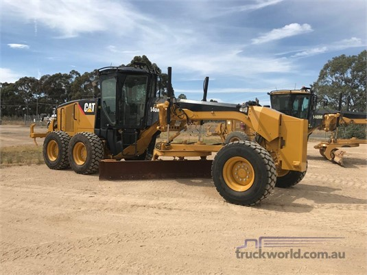 2011 Caterpillar 140M Heavy Machinery for Sale