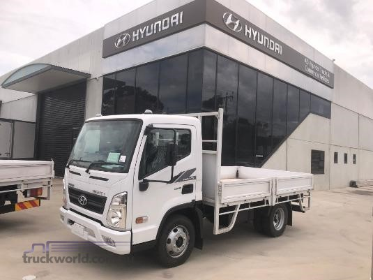 2018 Hyundai Mighty EX4 SWB AD Hyundai Trucks & Commercial Vehicles - Trucks for Sale