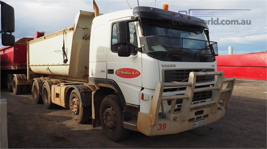2006 Volvo FH13.480 Trucks for Sale