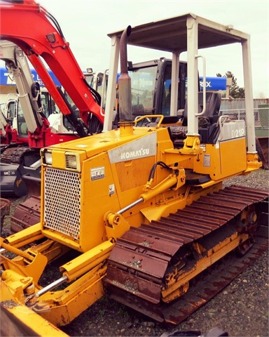 1997 KOMATSU D21 For Sale In Surrey, British Columbia Canada