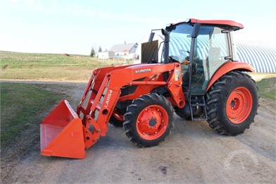 KUBOTA M7060 Auction Results - 8 Listings | AuctionTime com