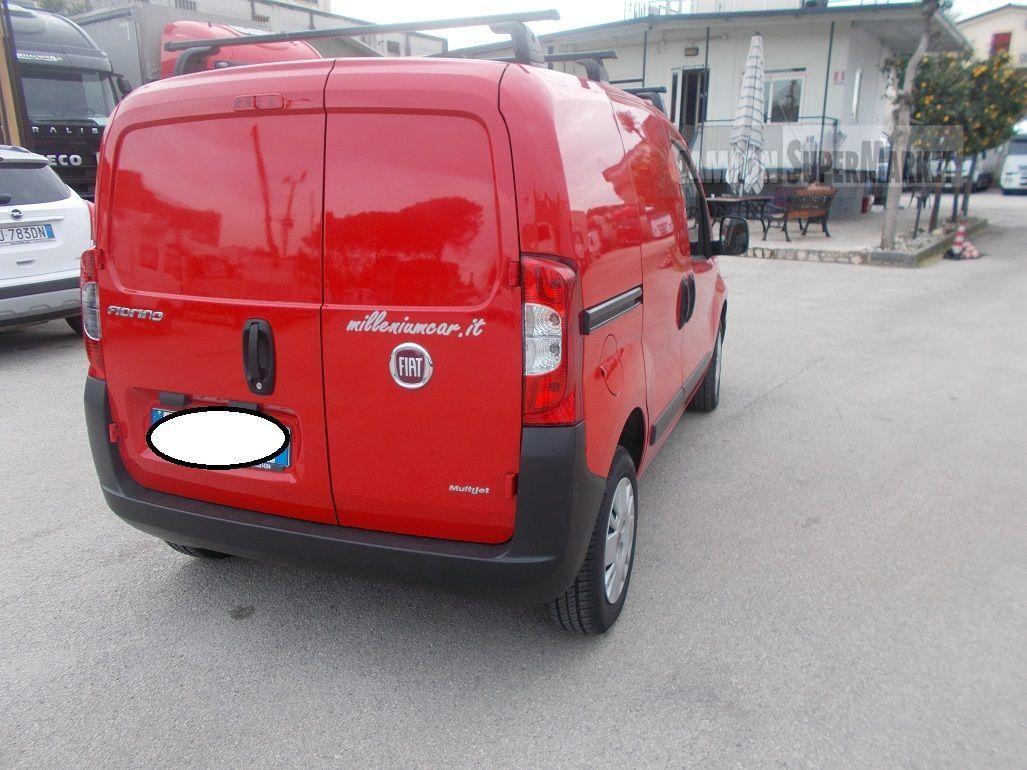 Fiat FIORINO Uzywany 2014