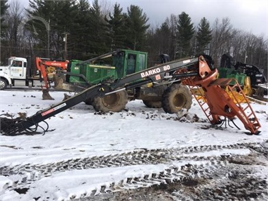 Log Loaders Forestry Equipment Auction Results - 39 Listings