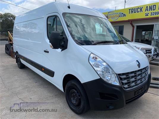 2014 Renault MASTER - Truckworld.com.au - Trucks for Sale
