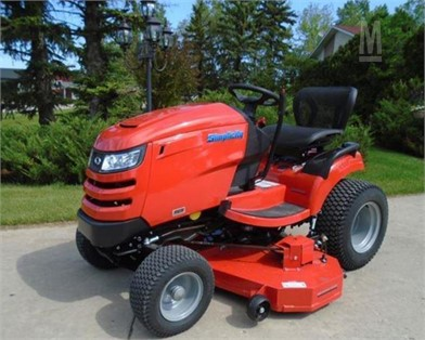 SIMPLICITY Riding Lawn Mowers For Sale - 302 Listings