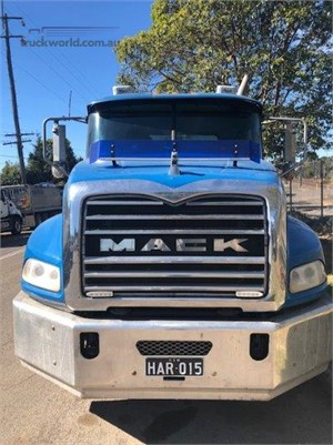 2010 Mack Granite CLR Trucks for Sale