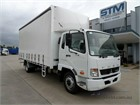 Fuso Fighter 1124 Cab Chassis