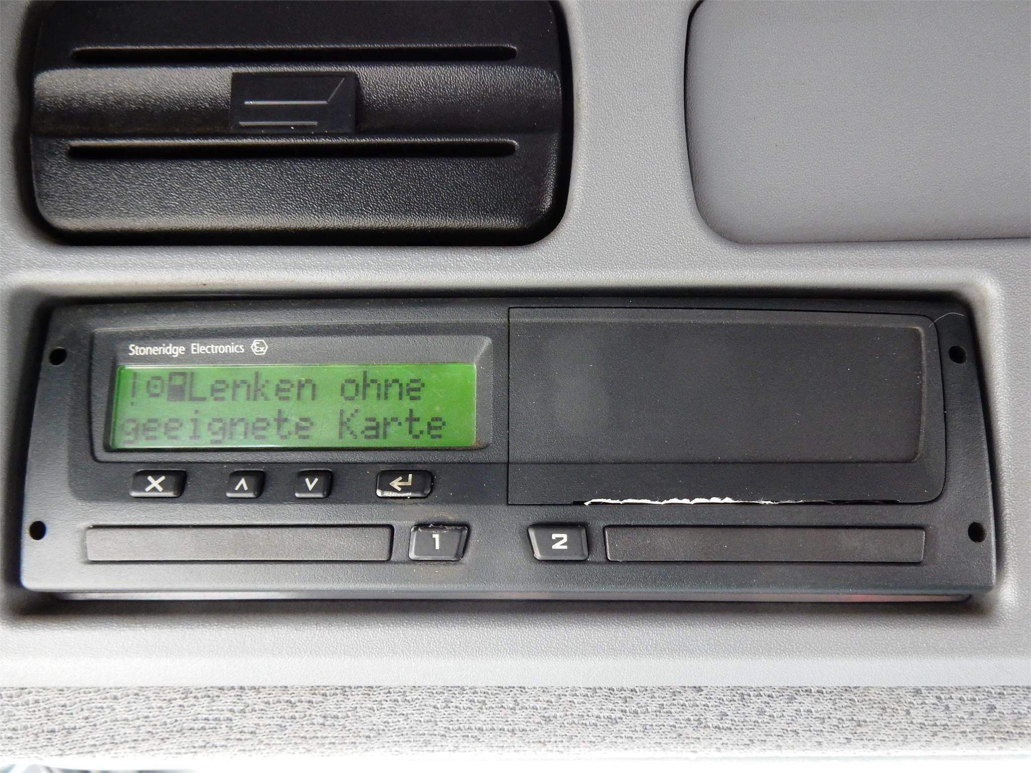 Mercedes-Benz ATEGO 1524 Usagé 2010