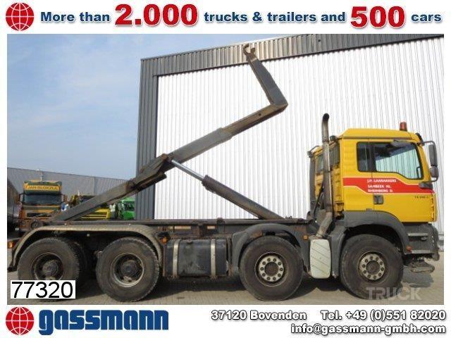 MAN TGA35.460