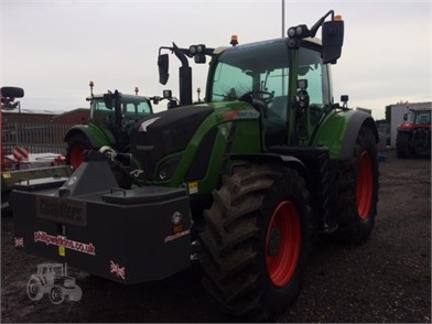 FENDT 718 VARIO For Sale - 15 Listings | TractorHouse com - Page 1 of 1