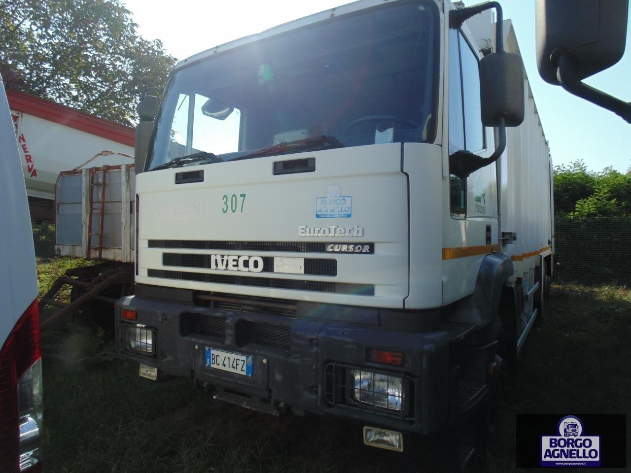 Iveco EUROTECH 240E26 #Used