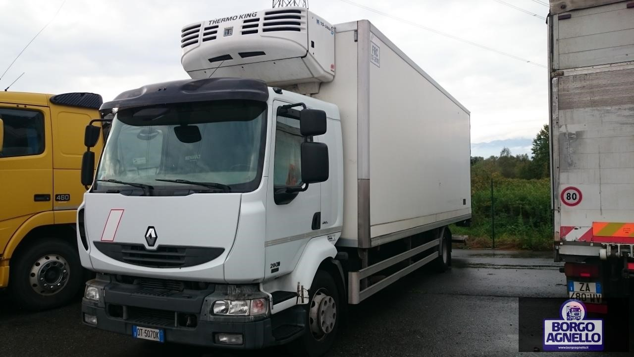 Renault MIDLUM 280 Second-hand