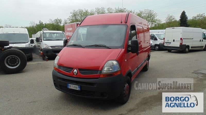 Renault MASTER used