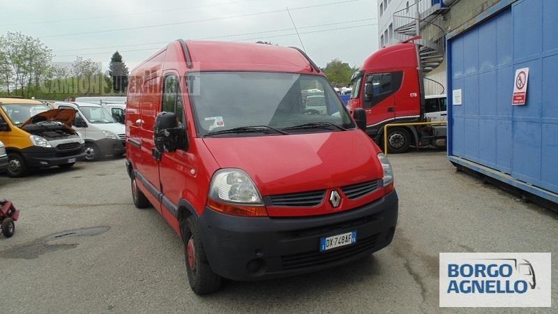 Renault MASTER Usato 2009