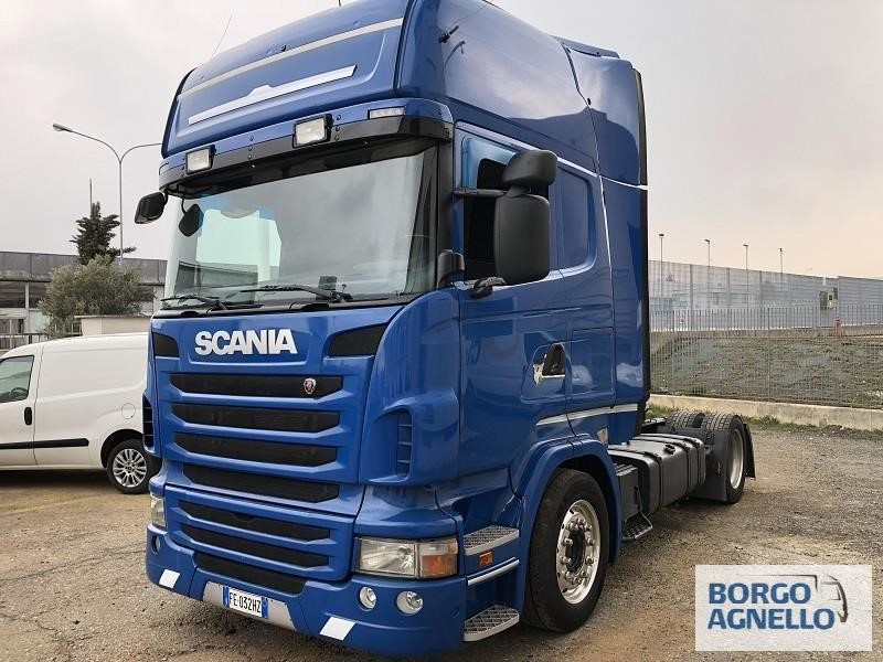 Scania R124 #Used