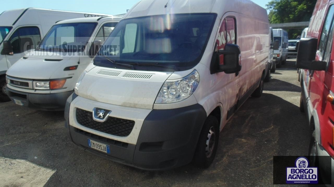 Peugeot BOXER #Used