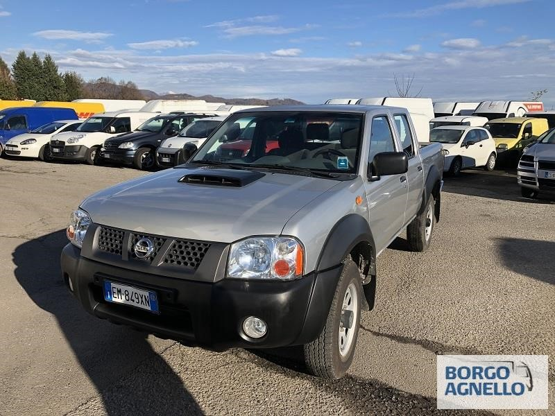 Nissan NP300 Second-hand