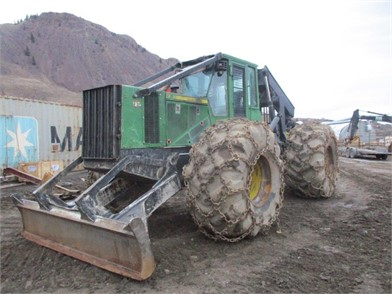 DEERE 848H For Sale By BRANDT TRACTOR - 2 Listings