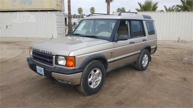 Land Rover Discovery 2 >> 2001 Land Rover Discovery Ii For Sale In Colton California