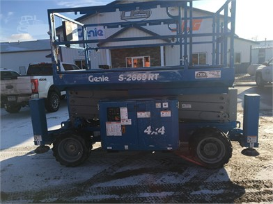Scissor Lifts Lifts For Sale By Central Equipment Sales - 87