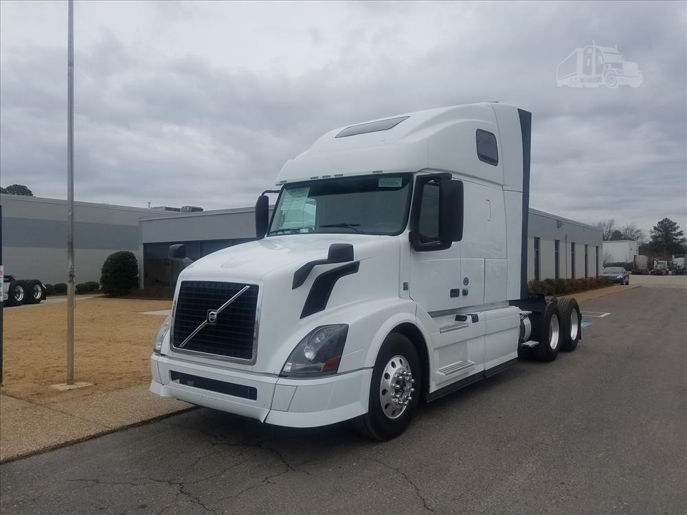 2013 volvo vnl64t670 for sale in memphis tennessee. Black Bedroom Furniture Sets. Home Design Ideas