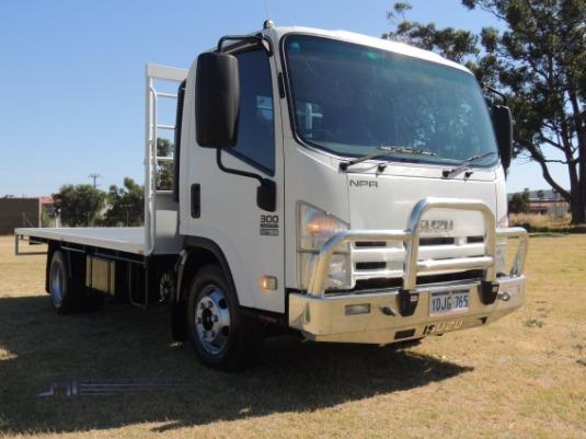 2009 Isuzu NPR 300 Medium Japanese Trucks Australia - Trucks for Sale