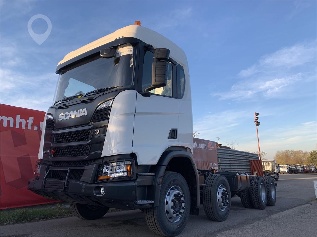 Used 2018 SCANIA R410 For Sale in Inkberrow, United Kingdom