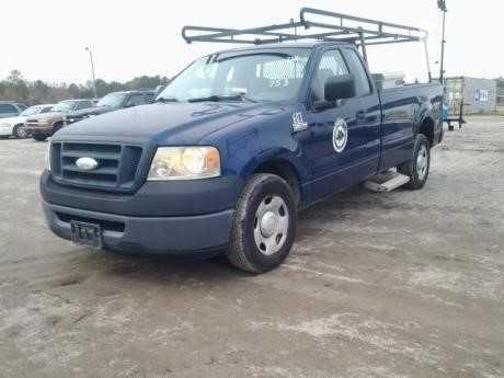 2008 Ford F150 For Sale >> Lot 2008 Ford F150 For Sale In Greeleyville South Carolina
