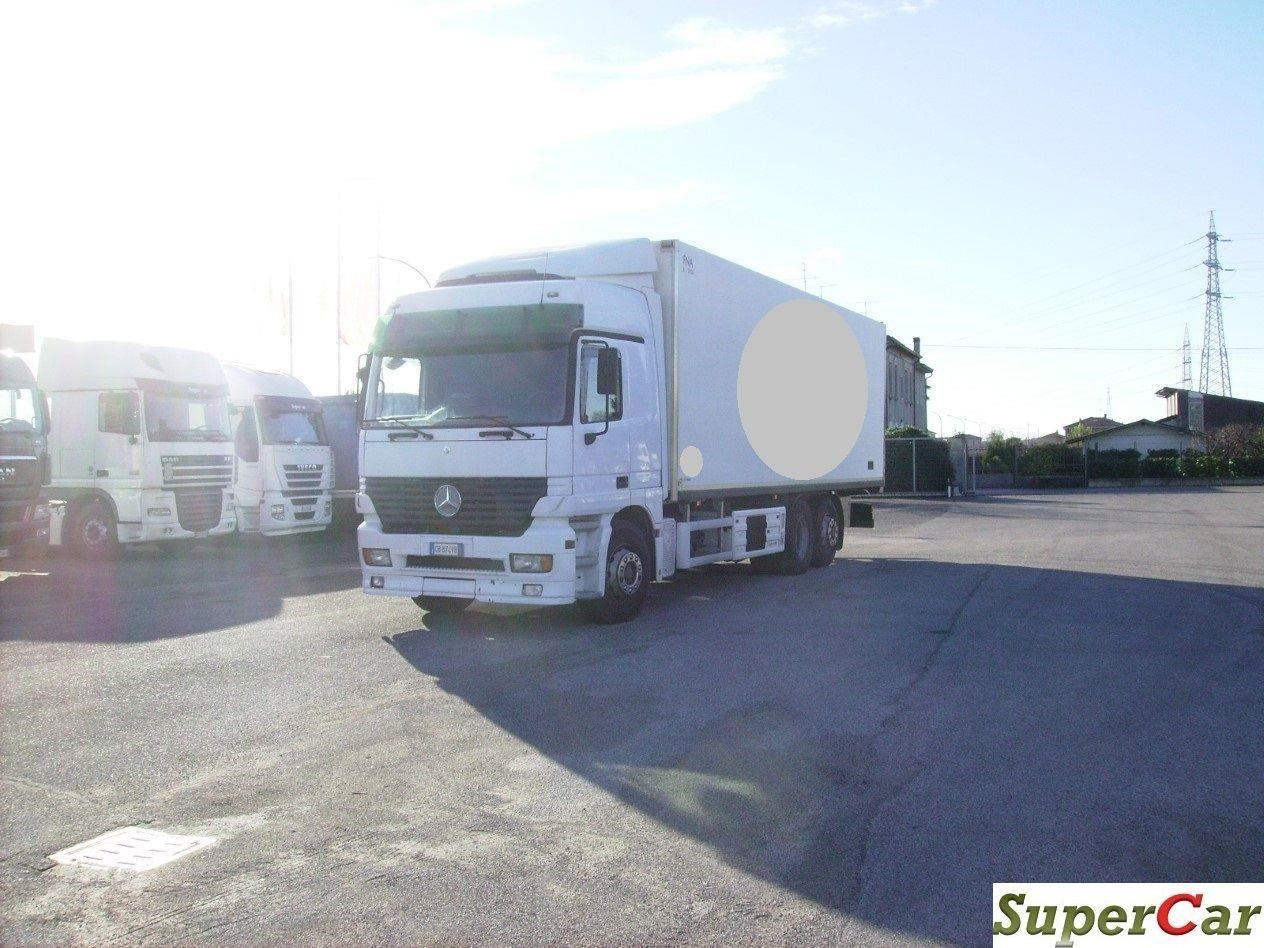 Mercedes-Benz ACTROS 1835 Second-hand