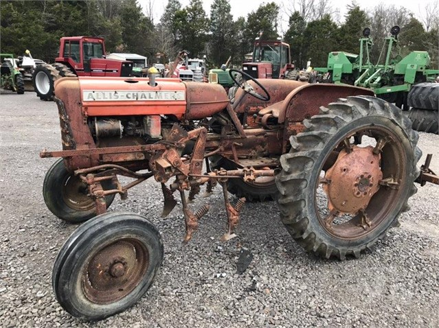 1959 ALLIS-CHALMERS D12 For Sale In Eagleville, Tennessee