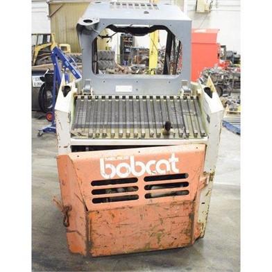 BOBCAT 742 Dismantled Machines - 2 Listings