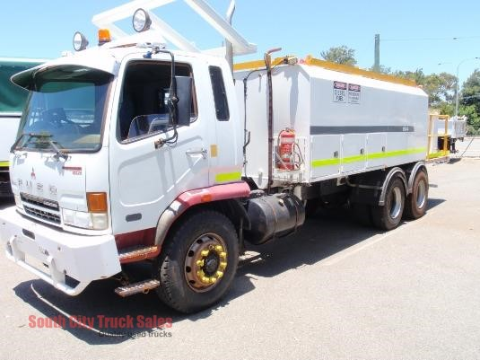 2007 Mitsubishi Fighter FN600 South City Truck Sales - Trucks for Sale