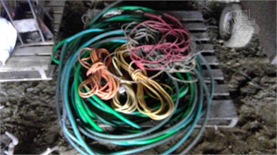 Skid Of Cords And Hose Other Auktionsergebnisse 1