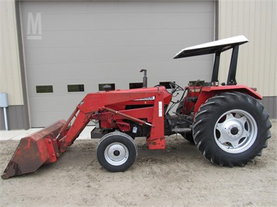 40 HP To 99 HP Tractors For Sale In Indiana - 303 Listings