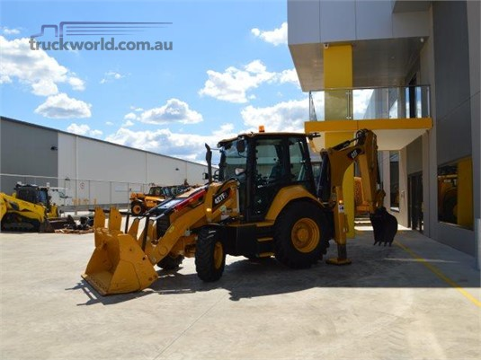 2015 Caterpillar 427F2 Heavy Machinery for Sale