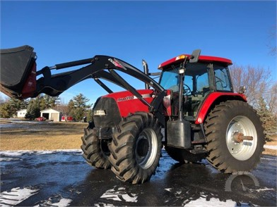 CASE IH MXM190 Online Auction Results - 12 Listings