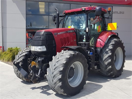 2012 Case Ih Puma 160 CVT Farm Machinery for Sale
