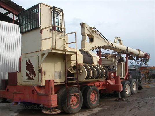 0 Thunderbird TMY70 Heavy Machinery for Sale