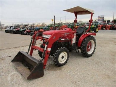 Less Than 40 HP Tractors Auction Results - 2362 Listings