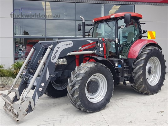2013 Case Ih Puma 185 - Farm Machinery for Sale