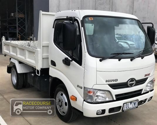 2014 Hino 300 Series Racecourse Motor Company - Trucks for Sale