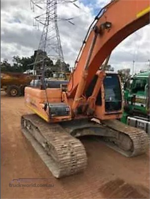 2007 Doosan DX340 LC - Heavy Machinery for Sale