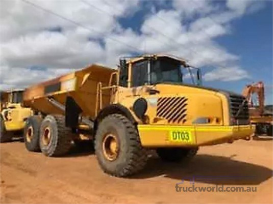 2006 Volvo A40D - Heavy Machinery for Sale