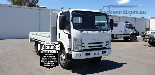 2018 Isuzu NPS 75 155 Blacklocks Truck Centre - Trucks for Sale